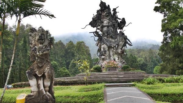 Kebun Raya Eka Karya Bali Botanical Garden Paket Bedugul Kab