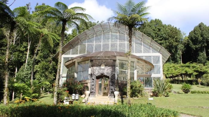 Kebun Raya Eka Karya Bali Perbedaannya Bogor Cibodas Bedugul Kab