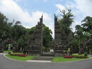 Objek Wisata Candikuning Bedugul Kebun Raya Eka Karya Kab Tabanan