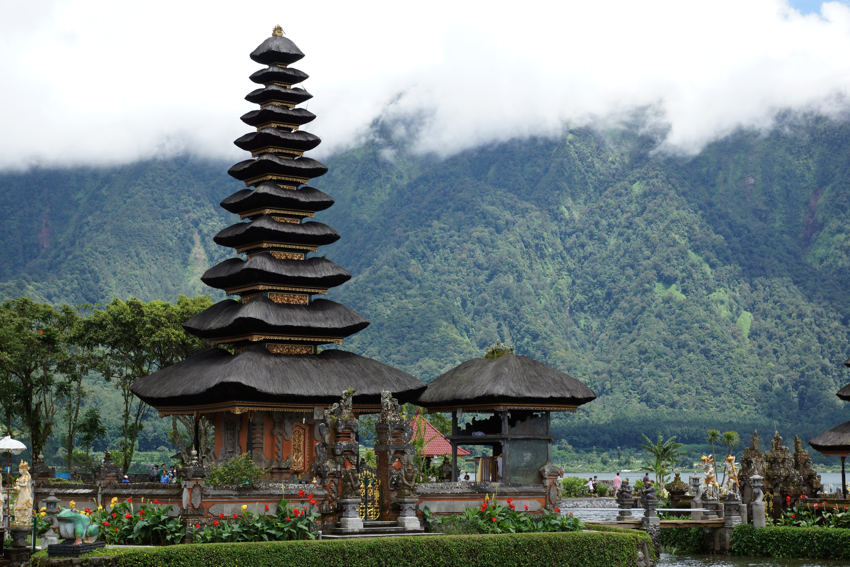 6 Pura Ulun Danu Bratan Hd Wallpapers Background Images Bali