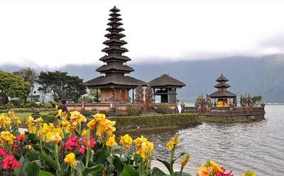 Bali Adventure Sanctuary Treks Info Wisata Ulun Danu Beratan Pura
