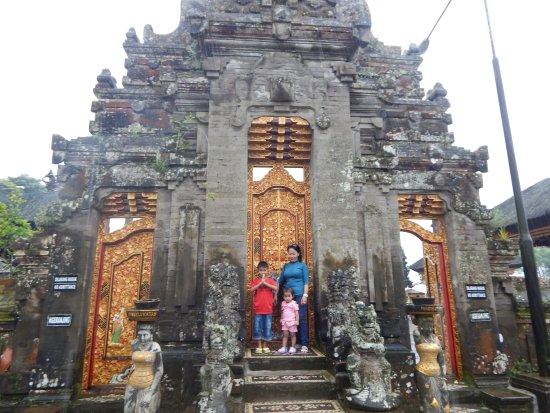 Foto Depan Pura Dalem Purwa Picture Ulun Danu Bratan Temple