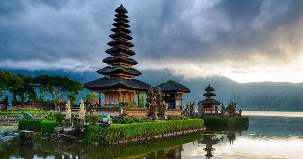 Harga Tiket Masuk Danau Beratan Bedugul Tabanan Bali 2018 Pura