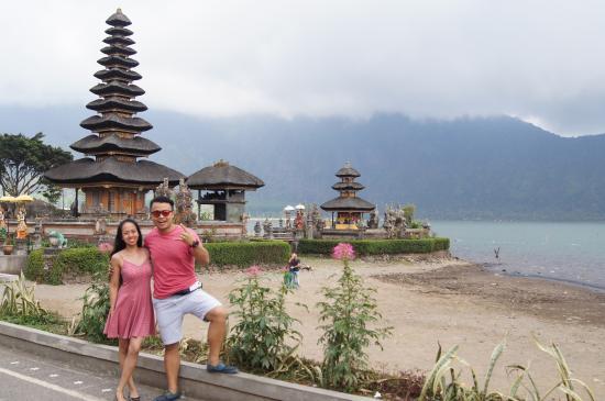 Lovin Fascinating Picture Ulun Danu Bratan Temple Pura Kab Tabanan
