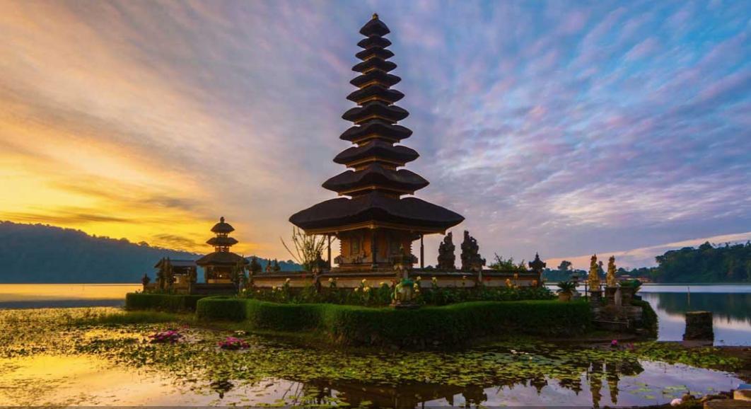 Menuju Danau Bedugul Wisata Bali Pura Ulun Danu Bratan Kab