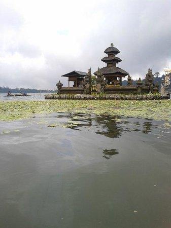 Pura Bedugul Picture Ulun Danu Bratan Temple Tabanan Tripadvisor Kab