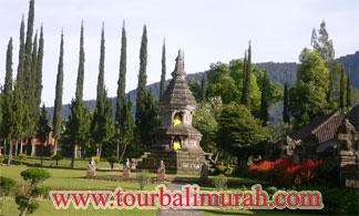 Pura Ulun Danu Beratan Bedugul Candi Budha Bratan Kab Tabanan