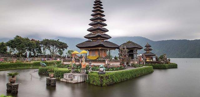 Taman Ayun Temple Ulun Danu Bratan Tripexpert 8917368 Pura Kab