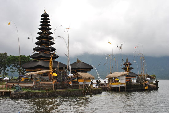 Ulun Danu Bratan Temple Tabanan Tripadvisor Pura Kab