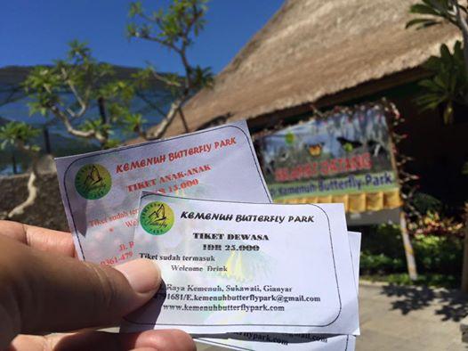 Edukasi Taman Kupu Kemenuh Bali Oleh Tri Lokon Kompasiana Tiket