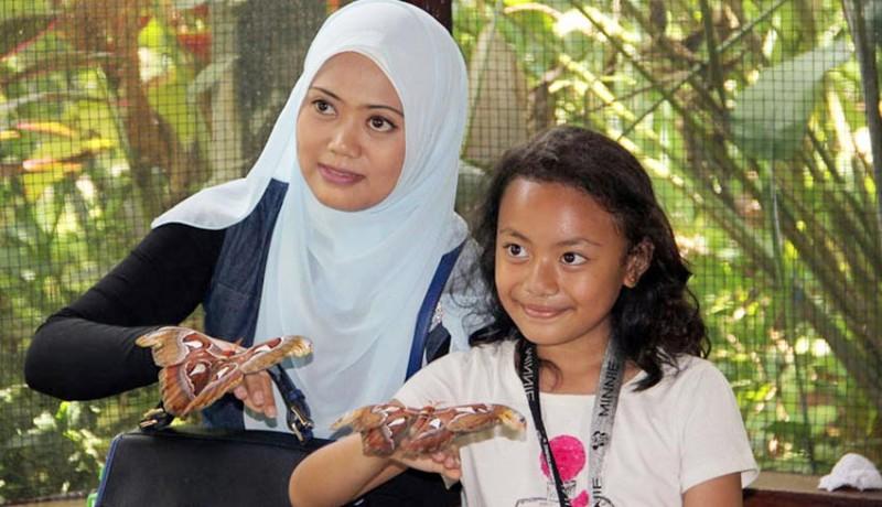Nusabali Pengelola Taman Kupu Dicap Pembohong Www Bali Kab Tabanan