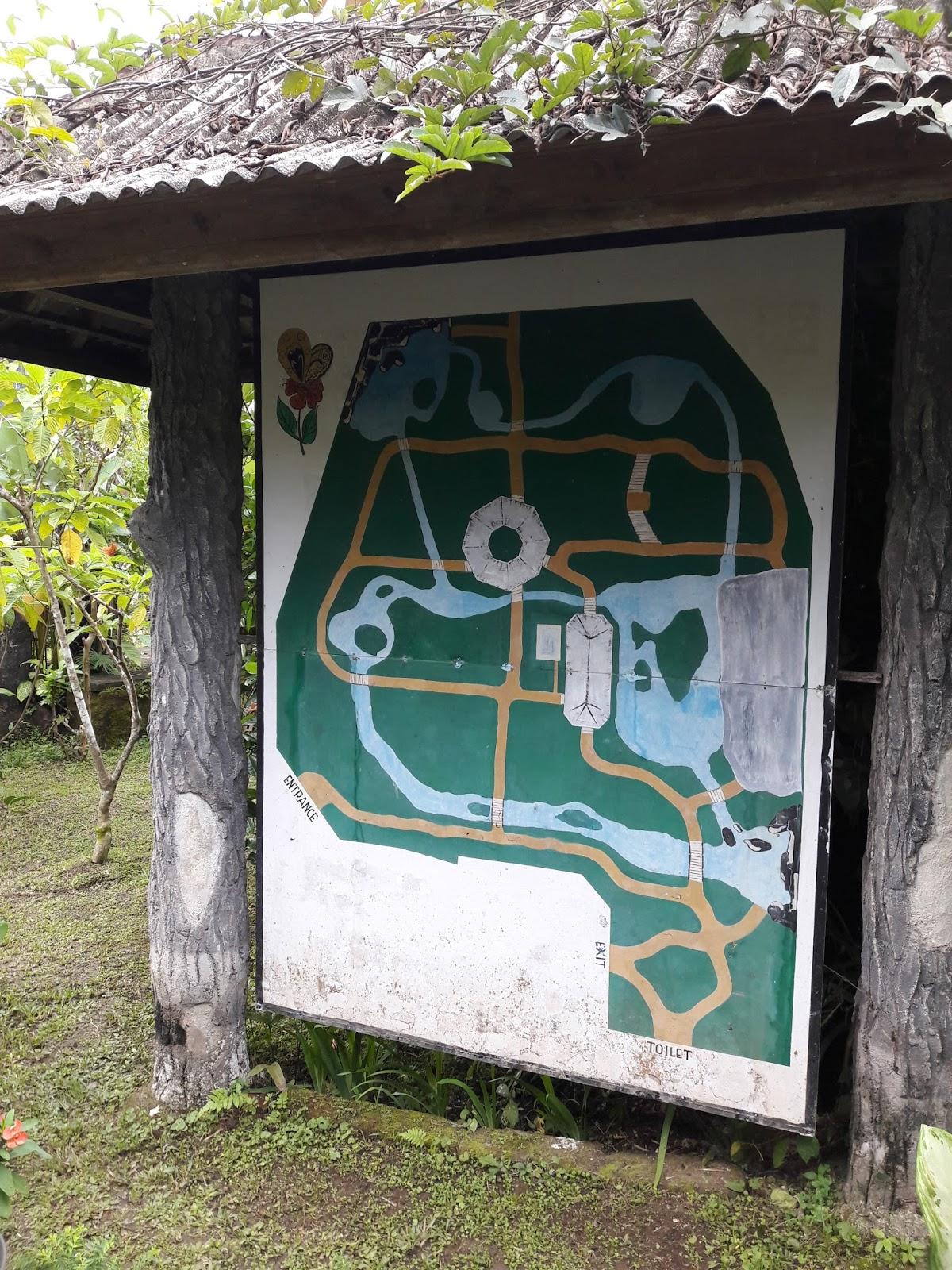 Objek Wisata Lokasi Harga Tiket Taman Kupu Butterfly Park Bali