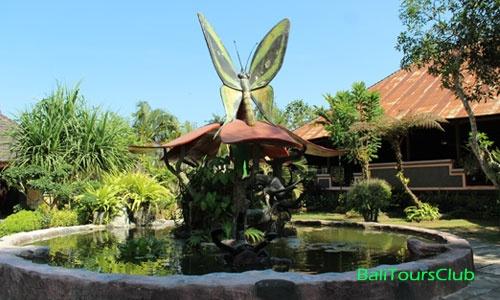 Taman Kupu Tabanan Bali Kab