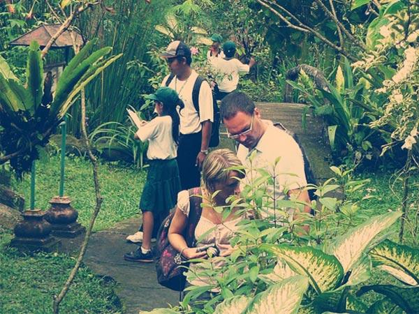Taman Kupu Wisata Bali Murah Kab Tabanan