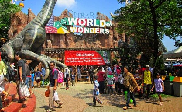 4 Tempat Wisata Keluarga Tangerang Wajib Dikunjungi Radarbanten Id Dunia