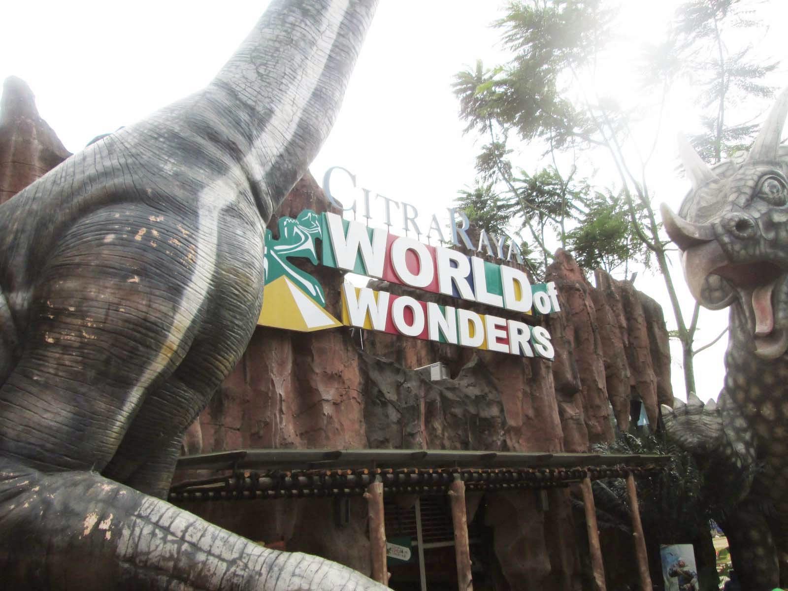 5 Tempat Wisata Rekomendasi Banten World Wonders Citra Raya Dunia
