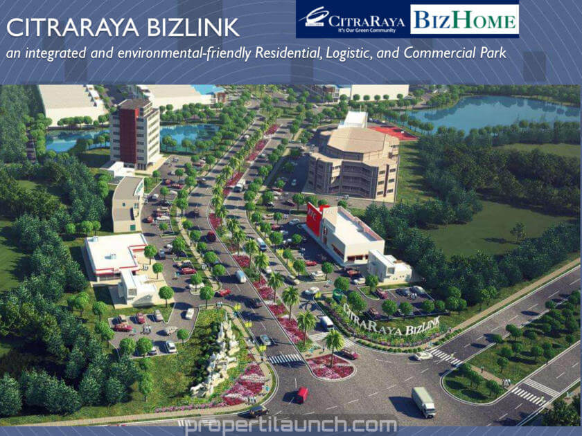 Bizhome Citra Raya Launching Perumahan Rp 299 Jutaan Citraraya Bizlink