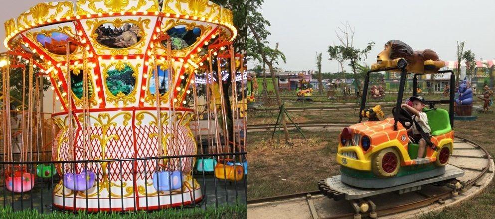 Jam Operasional Buka Tutup Citra Raya World Wonders Tangerang Ayunan