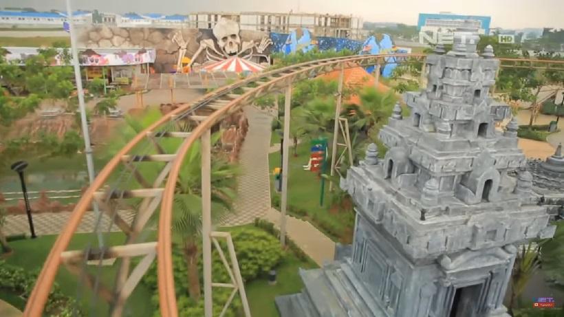 Jam Operasional Buka Tutup Citra Raya World Wonders Tangerang Melihat