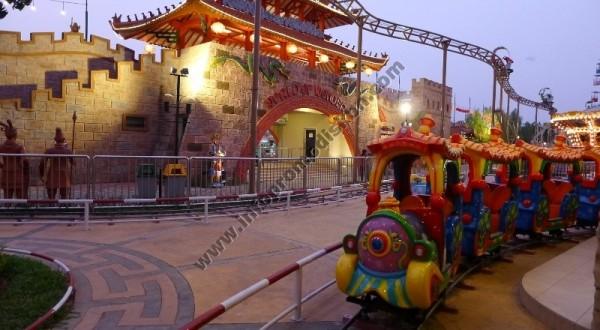 Profile World Wonders Theme Park Citra Raya Tangerang Dunia Air