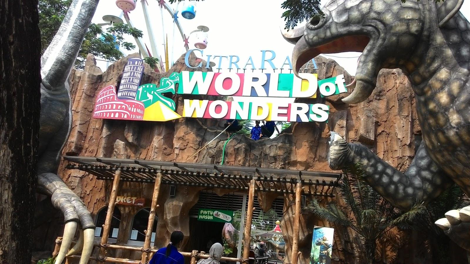 Review Wisata Citra Raya Water World Citraraya Wonders Tangerang Theme