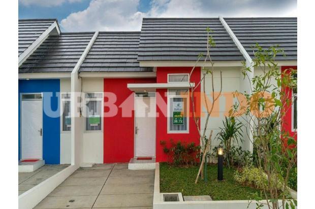 Rumah Dijual Cluster Bizhome Citra Raya Cikupa Tangerang Dunia Air