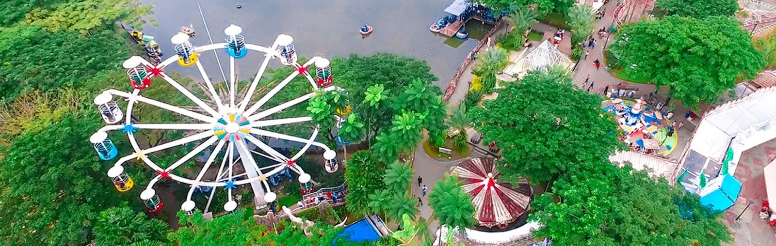 Wisata Asik Citra Raya Water World Tangerang Info Beragam Miniatur