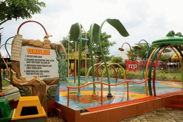 Wisata Berwawasan Pendidikan Wow Citra Raya Tangerang Merahputih Dunia Air