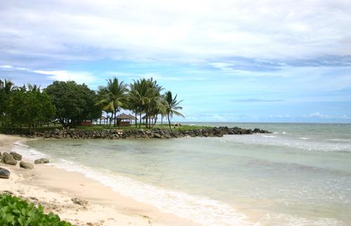 16 Tempat Wisata Banten Sekitarnya Pantai Carita Tanjung Burung Kab