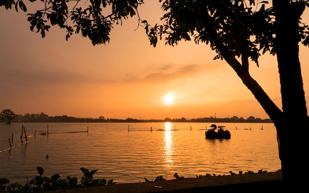 45 Tempat Wisata Tangerang Wajib Dikunjungi Waktu Liburan Pantai Tanjung