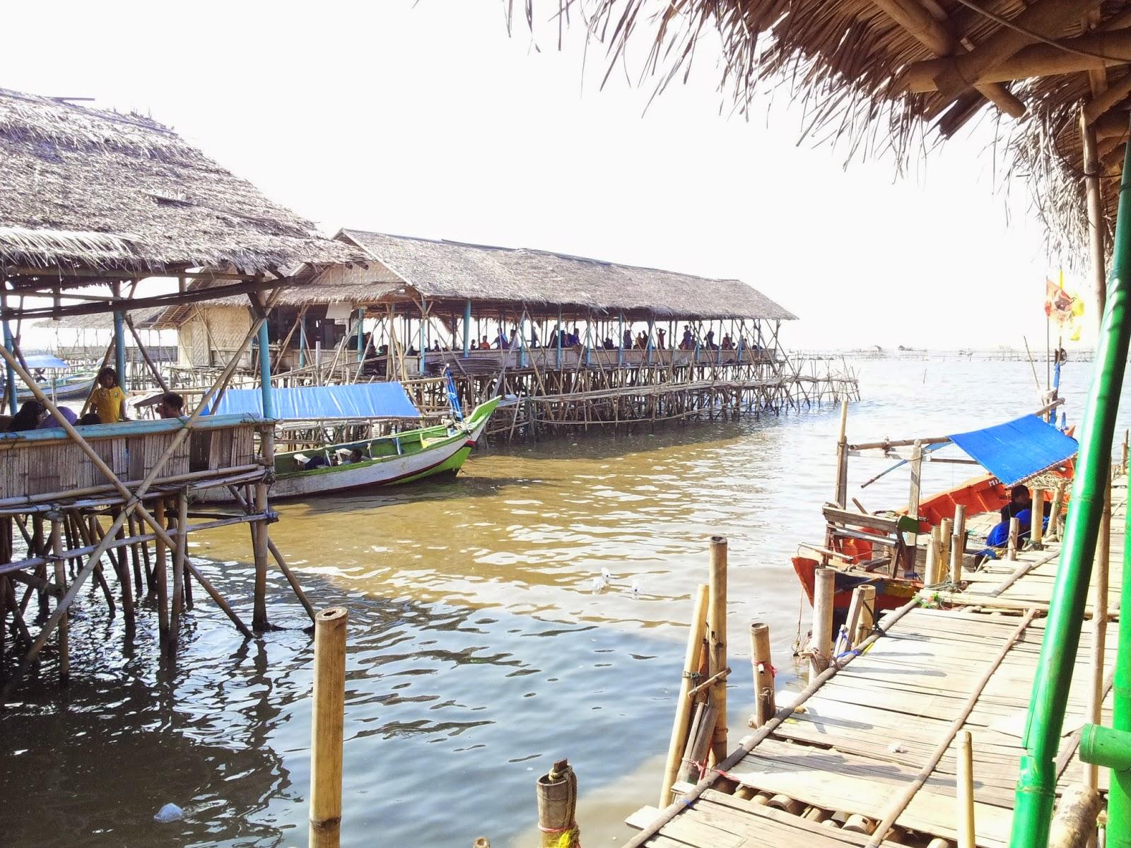 47 Tempat Wisata Tangerang Banten Tempatwisataunik Panai Tanjung Kait Pantai