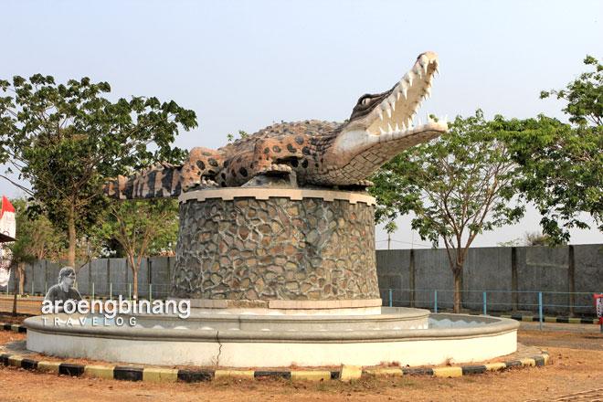 Aroengbinang Taman Buaya Tanjung Pasir Tangerang Pantai Burung Kab