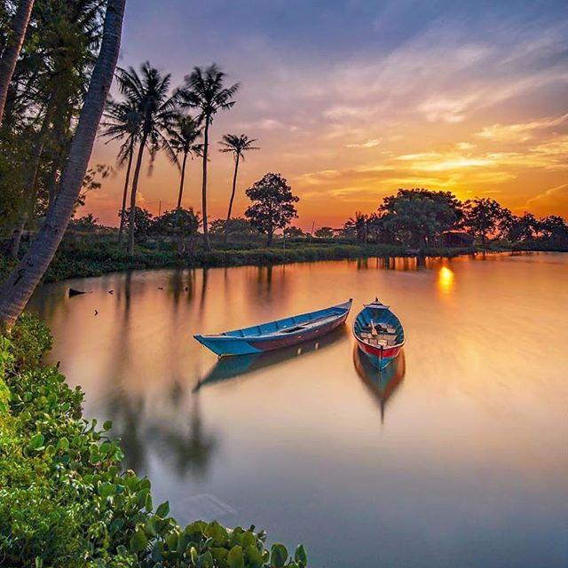 Indozonetravel Photos Instagram Pictaga Pantai Tanjung Burung Berada Kecamatan Teluk