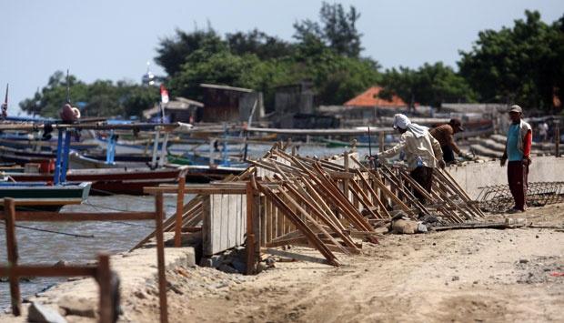 Reklamasi Pantura Tangerang Gandeng Salim Group Nasional Tempo Suasana Pembangunan