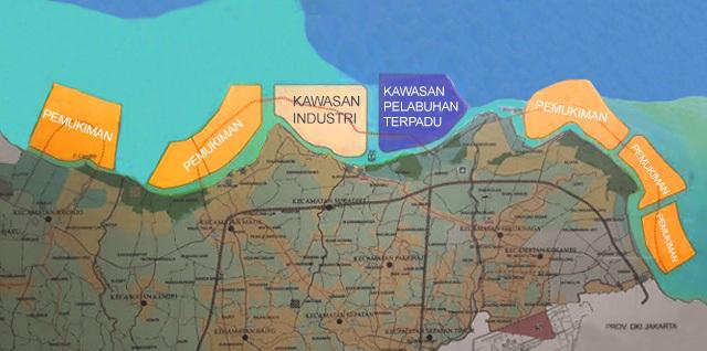 Reklamasi Tangerang Senyap Pemberitaan Banten Rencana Tata Ruang Foto Istimewa