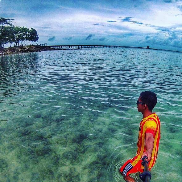 Rute Harga Tiket Masuk Pantai Tanjung Lesung Banten Burung Kab