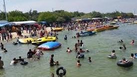 Rute Jalan Menuju Pantai Tanjung Pasir Harga Tiket Masuk Burung