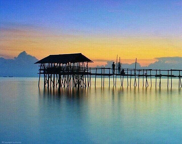 Tanjung Burung Berita Jawa Barat Terkini Hari Kait Pantai Tenang