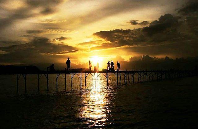 Tanjung Burung Berita Jawa Barat Terkini Hari Pantai Pasir Jpg