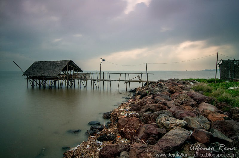 Tempat Wisata Tangerang Wajib Dikunjungi Wolesbanget Pantai Tanjung Kait Burung