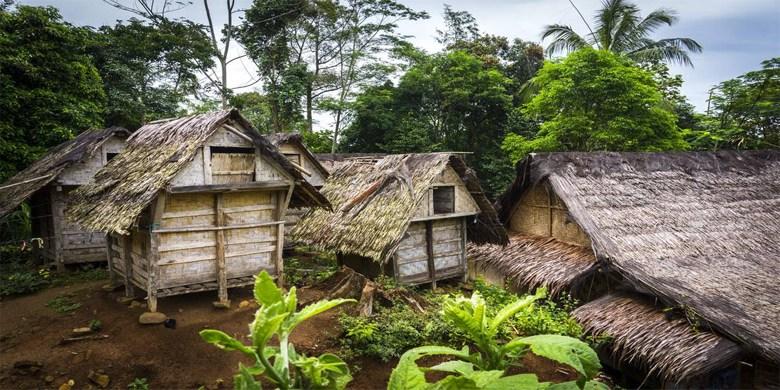 45 Tempat Wisata Banten Wajib Dikunjungi Waktu Liburan 13 Perkampungan