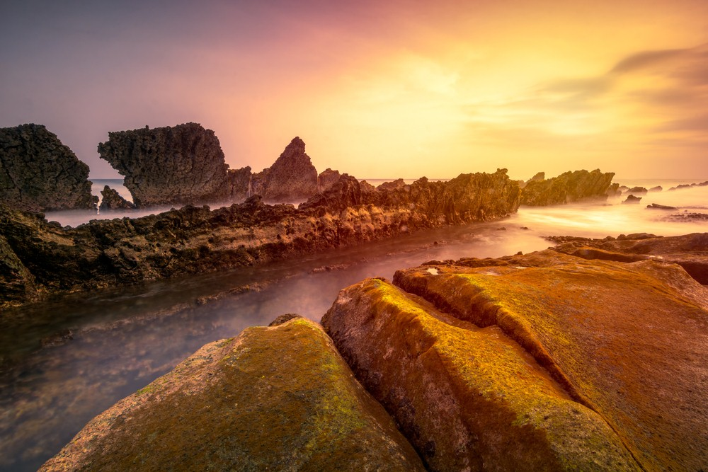 45 Tempat Wisata Banten Wajib Dikunjungi Waktu Liburan Pantai Sawarna