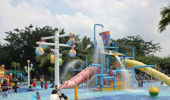 5 Kolam Renang Terkenal Tangerang Selatan Tangsel Media Ocean Park
