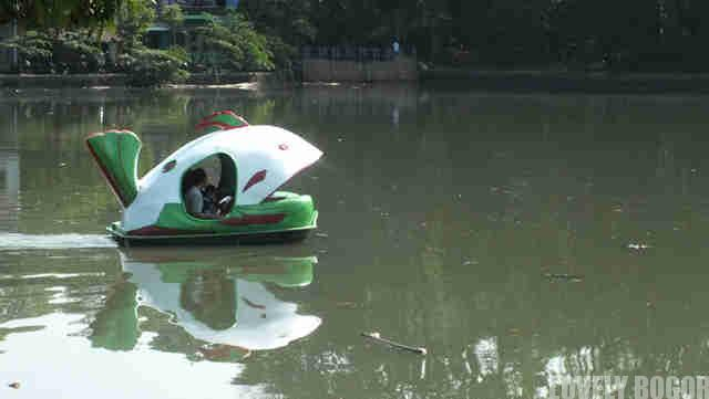 50 Tempat Wisata Bogor Mengisi Hari Libur Lovely Sepeda Air