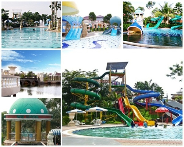 69 Tempat Wisata Bogor Vacation Kota Sentul Jasinga Jawa Marcopolo