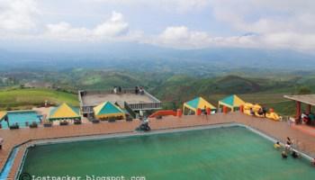 Ciseeng Bogor Wisata Tempat Air Panas Berendam Puncak Drajat Garut