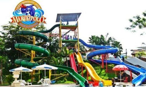 Kolam Renang Marcopolo Adventure Bogor Harga Tiket Masuk Lokasi Petualangan
