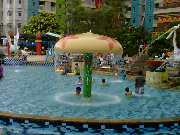 Marcopolo Adventure Serpong Water Park Pertama Atas Gedung 26 Tangerang