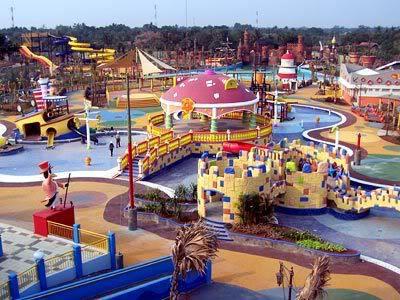 Pesona Wisata Air Waterpark Daerah Tangerang Banten Ocean Park Bsd