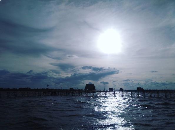 Asal Usul Wisata Pulau Cangkir Kronjo Tangerang Banten Instagram Ahmad